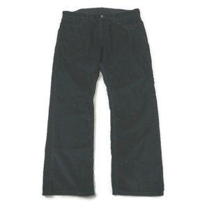 Levis 514 Corduroy Jeans Mens 38x30 Slim Straight